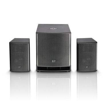 "LD Systems DAVE G3 Serie - Kompaktes 15"" PA System aktiv"