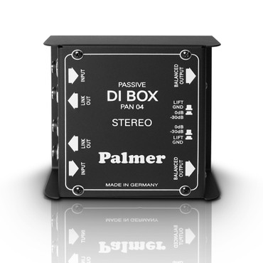 Palmer Pro PAN 04 - DI-Box 2 Kanal passiv