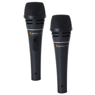 Audac M 86 - Gesangsmikrofon