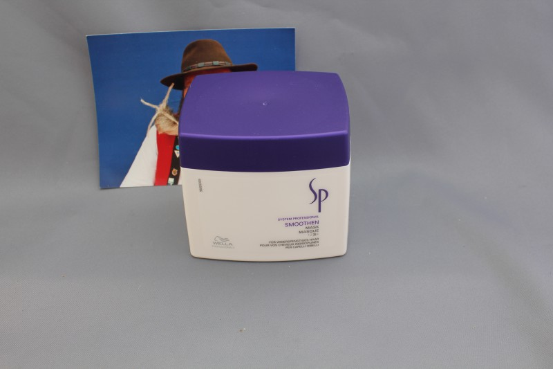 SP Smoothen Mask 400 ml Wella System Professional