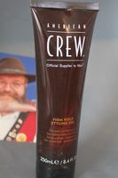 American Crew Firm Hold Styling Gel - Starker Halt 250 ml