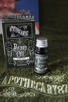 Apothecary87 The Unscented Beard Oil Bartöl 10 ml