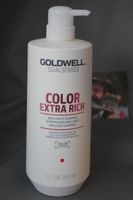NEU Goldwell Dualsenses Color Extra Rich Brillanz Shampoo 1000 ml