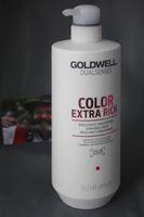 NEU Goldwell Dualsenses Color Extra Rich Brillanz Conditioner 1000 ml