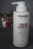 NEU Goldwell Dualsenses Color Extra Rich 60Sek Pflegekur 500 ml