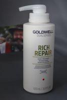 NEU Goldwell Rich Repair 60Sek Pflegekur 500 ml