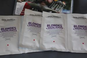 NEU Goldwell Dualsenses 3x Blondes & Highlights Shampoo + Conditioner á 10 ml Sachet