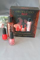 Orofluido Asia zen control Elixir + Nagellack exclusive edition Revlon beauty set