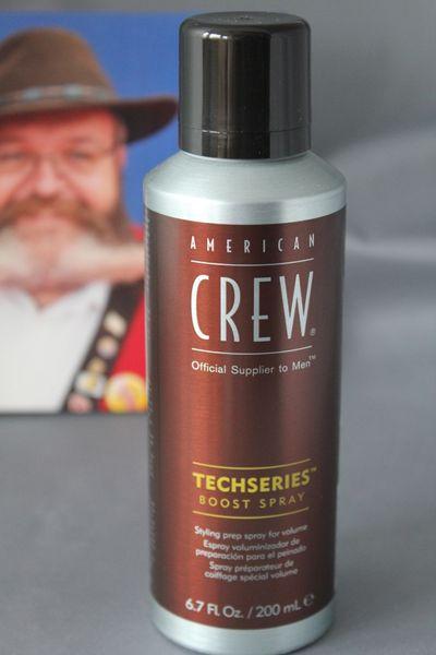 American Crew Techseries Boost Spray 200 ml
