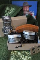 Apothecary87 Classic Hair Kit Gift Box Mogul Grease + Manitoba Pomade