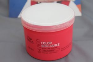 Wella Invigo Color Brilliance Mask feines / normales Haar 500 ml