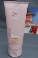 Wella Invigo Blond Recharge Warm Blonde Color Refreshing Conditioner 200 ml