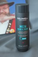 Goldwell Dualsenses for Men hair & body shampoo 100 ml Reisegröße