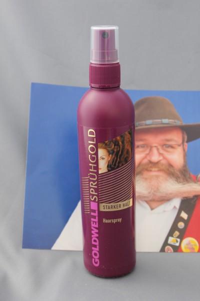 Sprühgold starker Halt Pumpspray 200 ml Goldwell Haarspray non aerosol