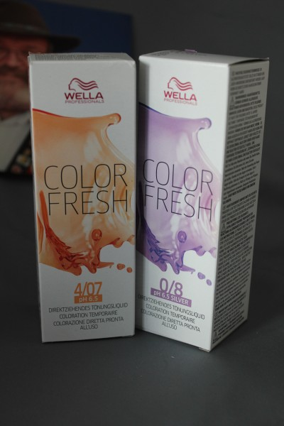 Wella color fresh Tönungsliquid 75 ml alle Nuancen