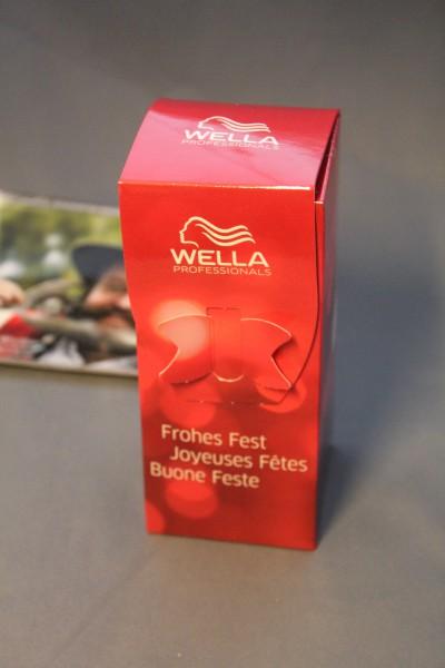 50 x Wella Xmas Mini Geschenverpackung geschenkkarton box