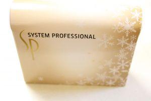 50 x System profesional Xmas Mini Geschenverpackung geschenkkarton box Wella