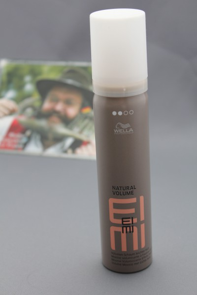 Eimi Natural Volume Styling Mousse strong 75 ml Wella