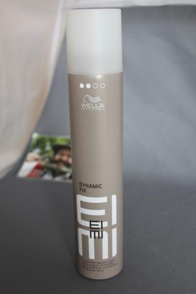 Eimi Dynamic Fix 45 Sec Sekunden Modellier Spray 500ml Wella