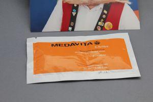 Medavita ß-Refibre Reconstructive Hair Mask 20 ml Sachet Aufbau-Maske pH 2.6