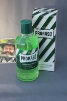 Proraso After Shave Lotion green Refresh Rasierwasser mit Eukalyptus 400ml