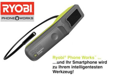 Ryobi Phone Works Inspektionskamera RPW-5000