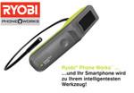 Ryobi Phone Works Inspektionskamera RPW-5000 001