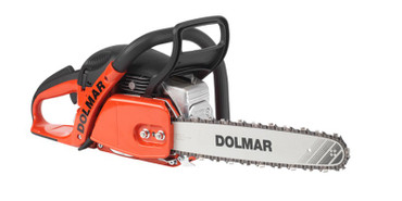 Dolmar Benzin Motorsäge Kettensäge PS 4605 H / 38 cm mit Griffheizung / Vorführgerät – Bild 1