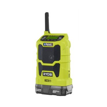 Ryobi ONE+ Akku Bluetooth Radio R18R-0 ohne Akku Set 18V – Bild 3