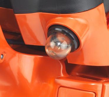 Dolmar Benzin Motorsäge PS 6100 / 45cm – Bild 3