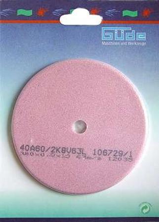 Güde Scheibe zu Schärfgerät GS 650 (100 x 4,5 x 10 mm)