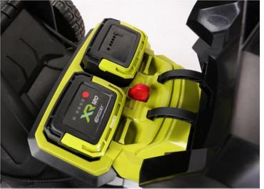 G-Force Akku Rasenmäher 120 Volt XR120SP (Radantrieb)  – Bild 4
