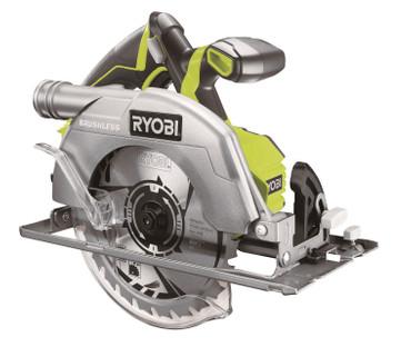 Ryobi ONE+ Brushless Akku Handkreissäge R18CS7-0 – Bild 1