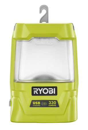 Ryobi ONE+ Akku Laternen Leuchte  R18ALU-0 – Bild 1