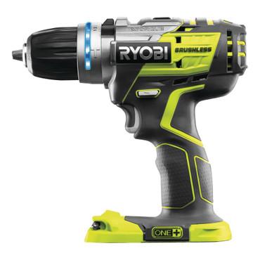 Ryobi ONE+ Akku Schlagbohrschrauber R18PDBL0 Brushless – Bild 1