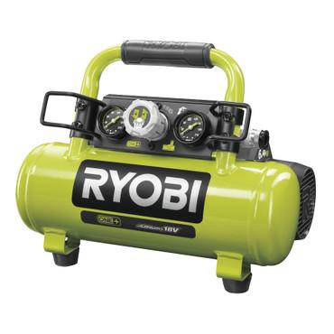 Ryobi ONE+ 18V Akku Kompressor R18AC-0 – Bild 2