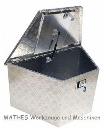 Alu Deichselbox VT 120 / 120 Liter