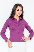 FIGL Damen Shirt Violett