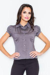 FIGL Damen Shirt Grau