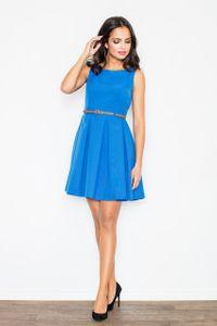 FIGL Damen Kleid Saphir