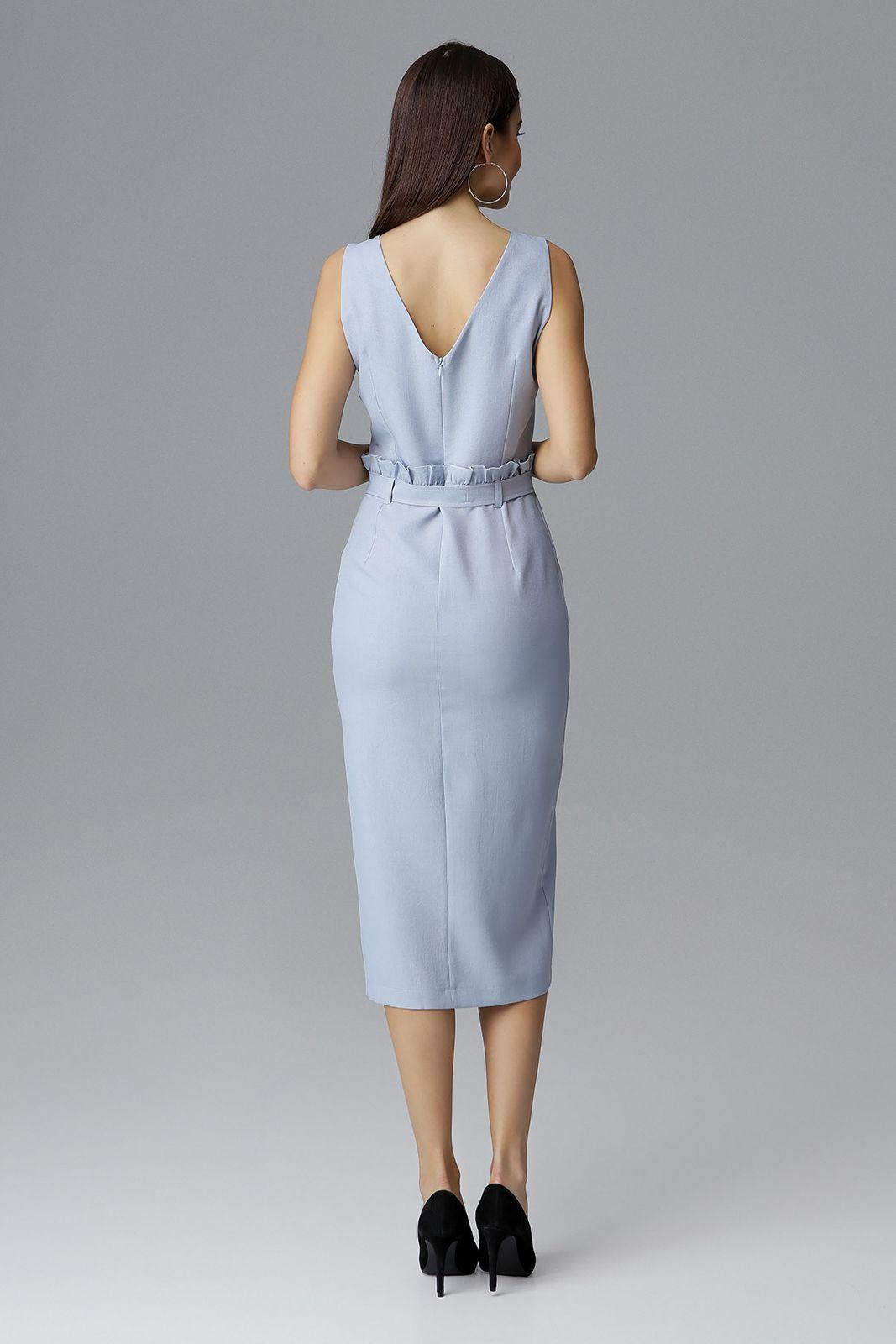 kleding en accessoires figl damen kleid blau plb.ac.id