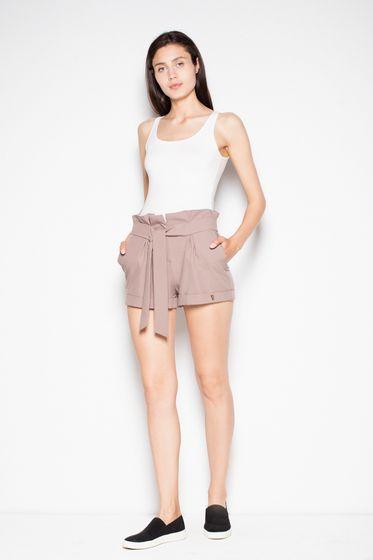 Venaton Damen Shorts Mocca