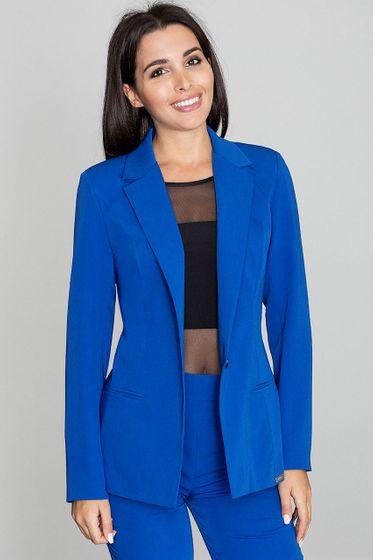FIGL Damen Jacke Blau