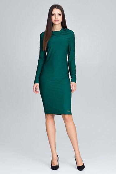 FIGL Damen Kleid Grün