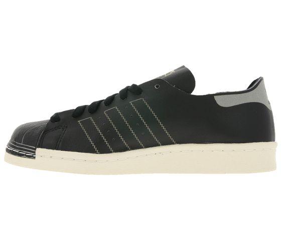adidas Originals Superstar 80s Decon Trendy Womens Sneaker Black