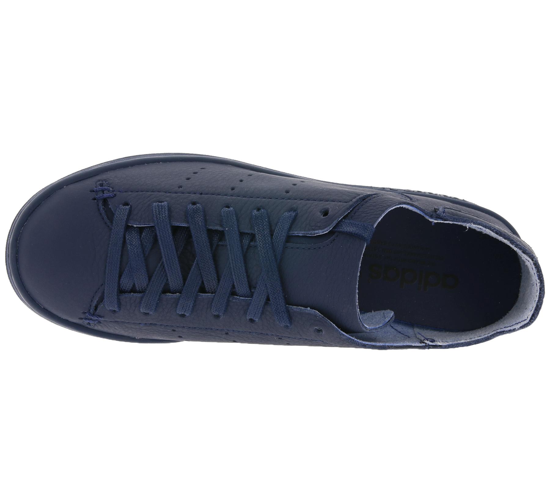 Sock Smith Adidas Schuhe Blau Lea Damen Sneaker Stan Originals Echtleder 6gvyfb7IYm