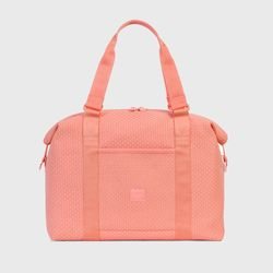 Herschel Supply Co. Woven Strand Duffle - Strawberry Ice