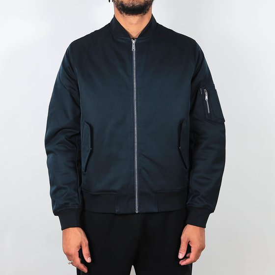 Ben Sherman MA1 Bomber - Staples Navy