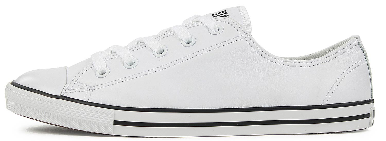 Details zu Converse Chucks CT OX Damen Low Sneaker Weiss