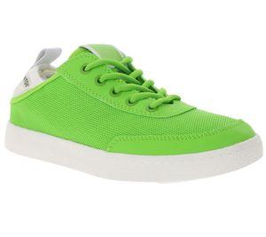 PANTONE UNIVERSE Schuhe klassische Damen Low Top Sneaker Hellgrün